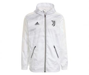 Coupe-vent Juventus Blanc
