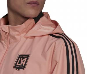 Veste à capuche Los Angeles FC All-Weather Rose