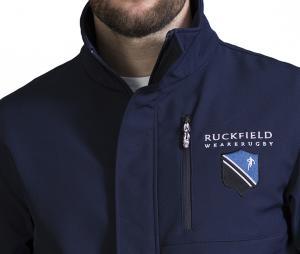 Veste Ruckfield Softshell Bleu