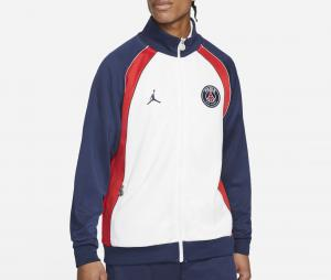 Veste Jordan x PSG Anthem 2.0 Blanc/Bleu