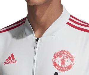 Veste Présentation Manchester United Gris