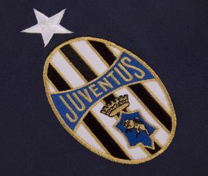 Veste Rétro Juventus 1971/1972 Bleu