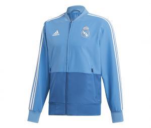 Veste Présentation Real Madrid Bleu