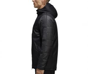 Doudoune à capuche adidas Winter 18 Noir