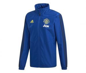 Veste à capuche Manchester United All-Weather Bleu