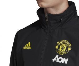 Veste à capuche Manchester United All-Weather Noir