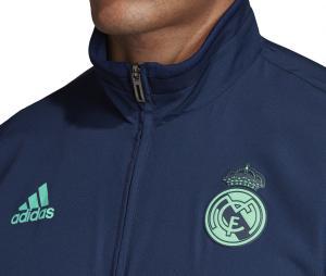 Veste Présentation Real Madrid Ultimate Bleu