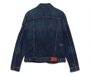 Kaporal x OM Slim Jacket Blue