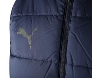 OM Sleeveless Jacket Blue