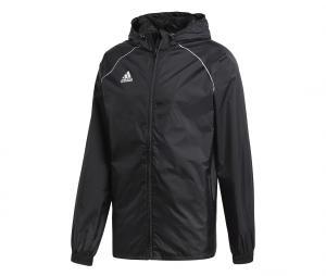 Veste imperméable adidas Core 18 Noir