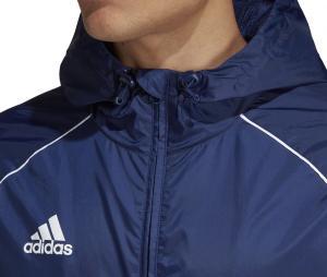 Veste imperméable adidas Core 18 Bleu