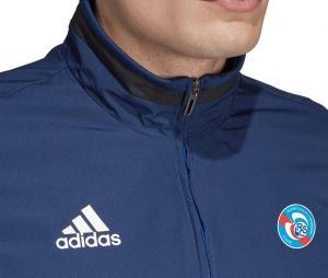 Veste de présentation RC Strasbourg Bleu