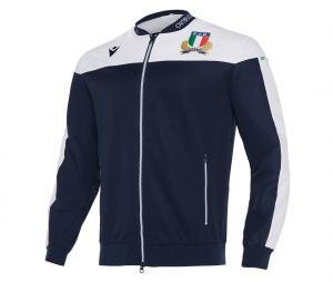 Veste Italie Anthem Bleu/Blanc