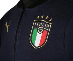 Veste Italie Casual Bleu