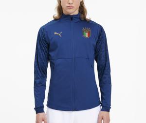 Veste Italie Stadium Bleu