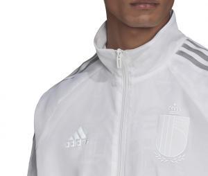 Veste Belgique Uniforia Anthem Blanc