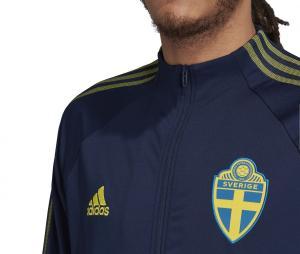 Veste Suède Anthem Bleu