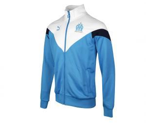 OM Iconic Jacket Blue/White