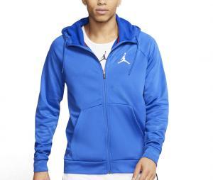 Veste à capuche Nike Jordan 23 Alpha Therma Bleu