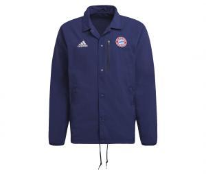Veste Bayern Munich Travel Coach Bleu