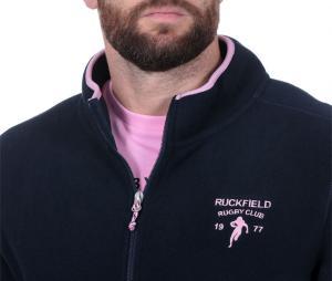 Polaire Ruckfield Rugby Club Bleu