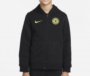 Veste à capuche Chelsea Noir Junior
