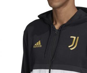 Veste à capuche Juventus Gris