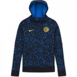 Sweat à capuche Inter Milan Bleu Junior