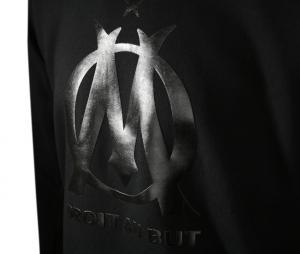 Sweat-shirt OM Logo Noir