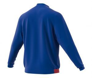 Veste Handball France FFHB Anthem Bleu