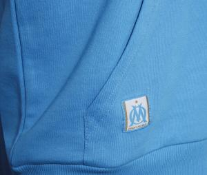 OM Hooded Sweatshirt Blue