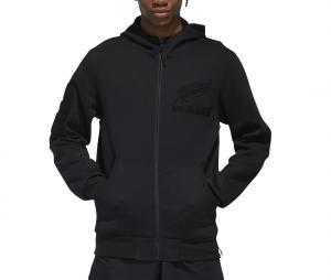 Veste à capuche All Blacks Noir