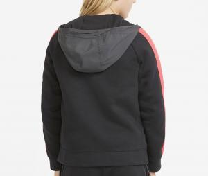 Veste à capuche Liverpool Noir Junior