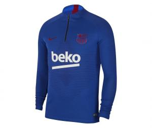 Training Top Barça VaporKnit Strike Drill Top Bleu