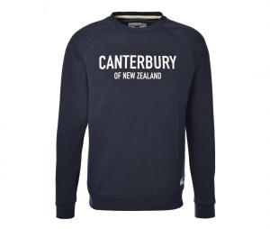 Sweat-shirt Canterbury Morea Bleu