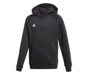 Sweat à capuche adidas Core 18 Gris Junior