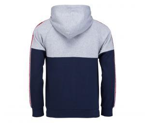 Veste à capuche PSG Bleu/Gris Junior