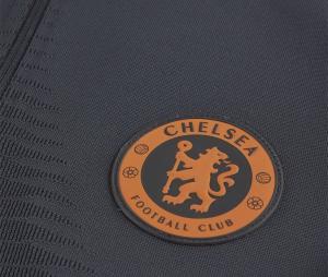 Training Top Chelsea VaporKnit Strike Gris
