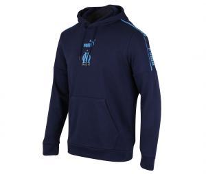 Sudadera con capucha OM Culture Azul
