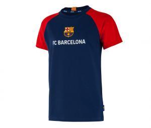 T-shirt Barça Joueur Umtiti 23 Bleu Junior