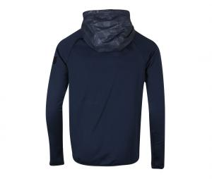 Veste à capuche Barça Bleu
