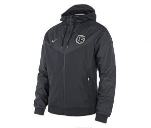 Veste à capuche Nike Stade Toulousain Windrunner Gris