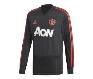 Sweat Entraînement Manchester United Noir