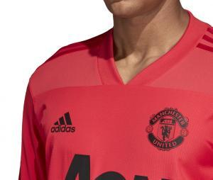 Sweat Entraînement Manchester United Rouge