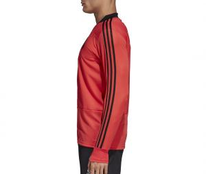Training Top Real Madrid Rouge