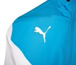 Chaqueta OM Prepartido Azul/Blanco Júnior