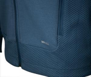 Chaqueta con capucha OM Casuals Azul Júnior