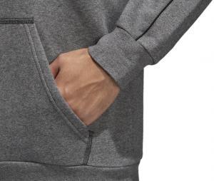 Sweat à capuche adidas Core 18 Gris