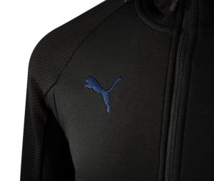 Veste à capuche OM Casuals Junior Noir