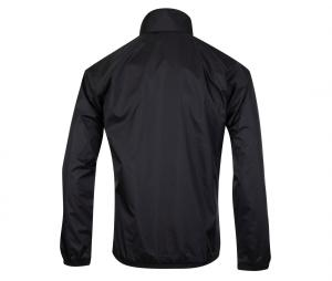 Chaqueta con capucha OM Negro Júnior